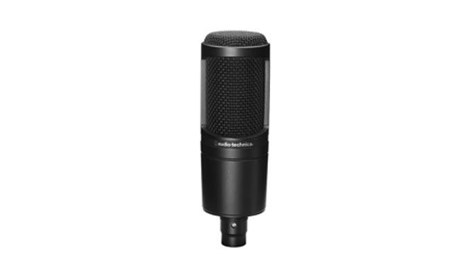 audio-technica コンデンサーマイクロホン AT2020