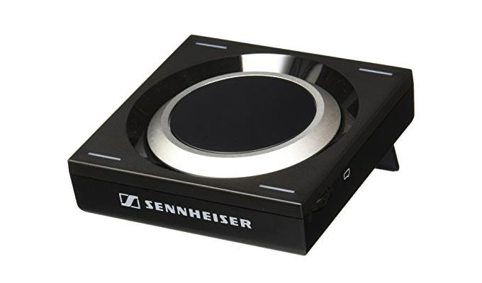ゼンハイザー ゲーミング&PC用オーディオアンプ 7.1ch GSX 1000